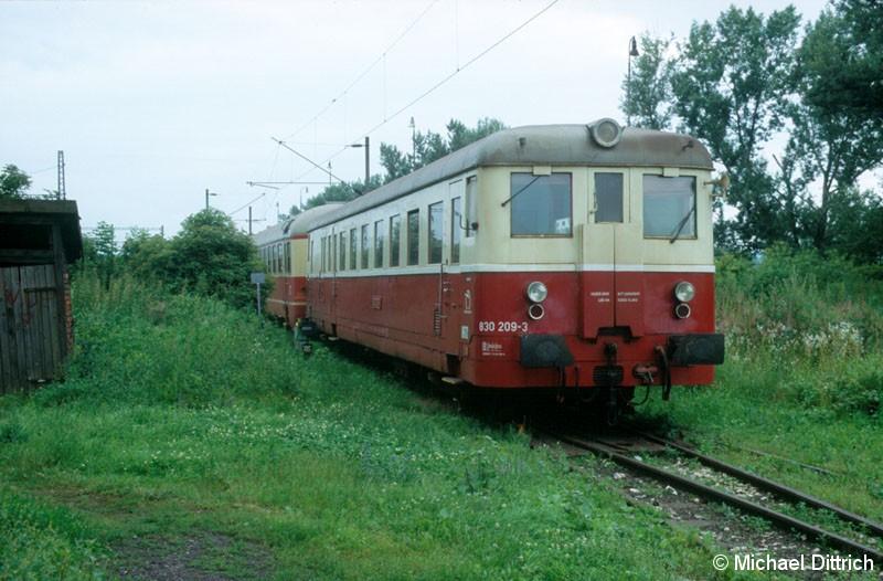 Bild: Depot Trencianske Tepla.