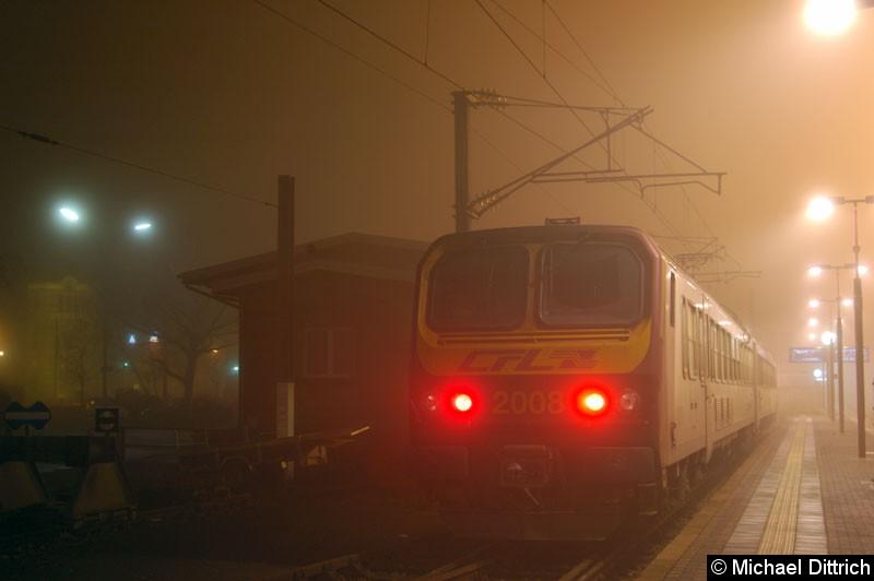 Bild: 2008 im Bahnhof von Wasserbillig.
