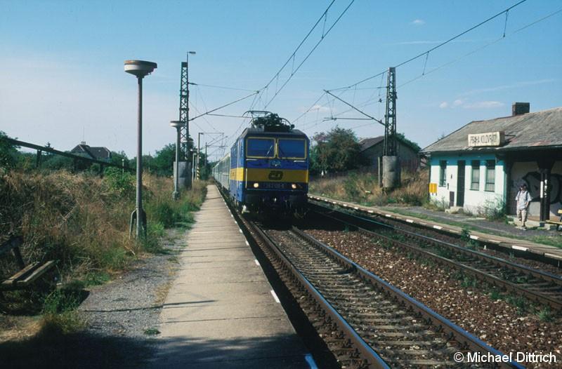 Bild: 363 128 in in Praha Kolovraty.