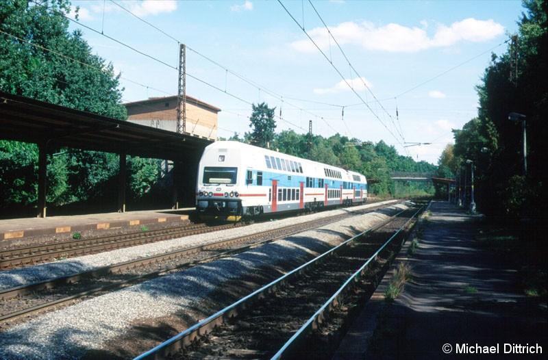 Bild: 971 004 als Os 9312 in Praha-Klanovice.