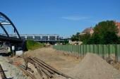 Blick nach Ostkreuz