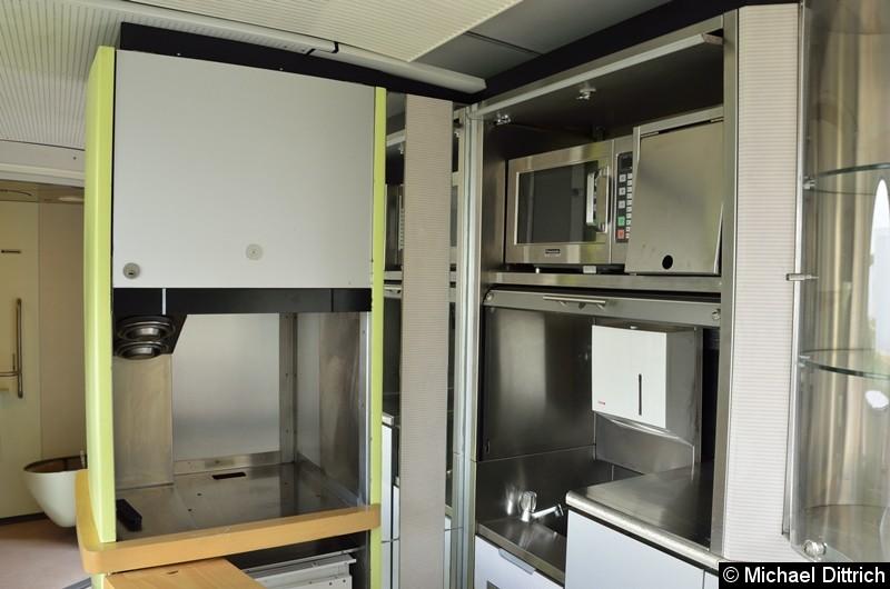 Bild: Küche.