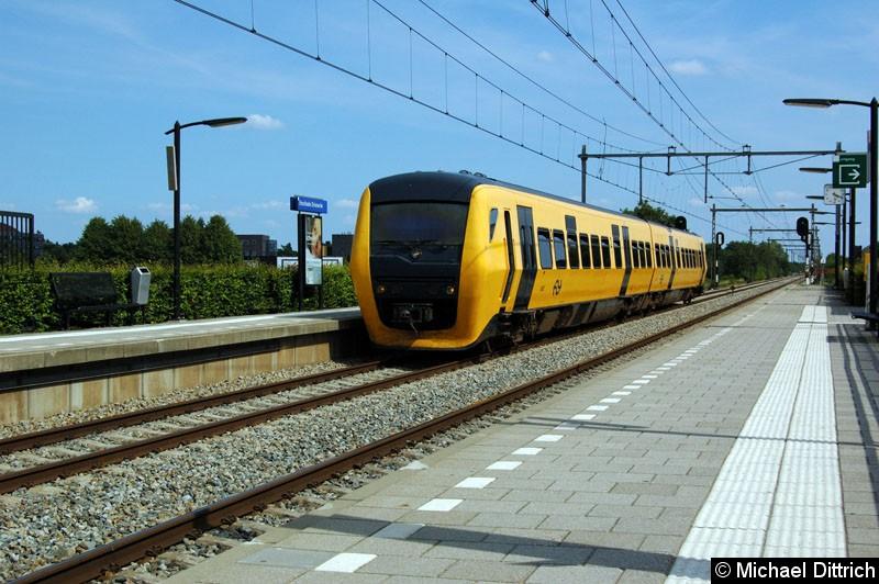 Bild: 3425 als Stoptrein in Enschede Drienerlo.