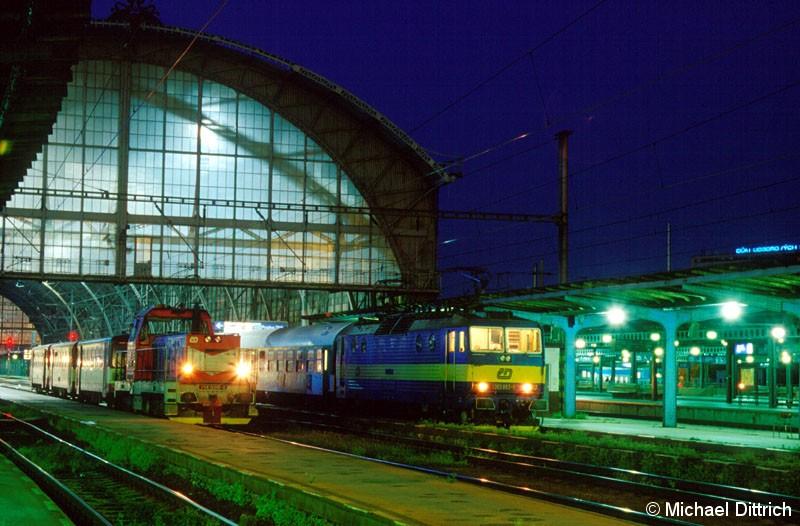 Bild: 714 009 in Praha hl. n.
