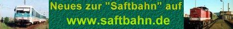Bild: Banner zu http://www.saftbahn.de